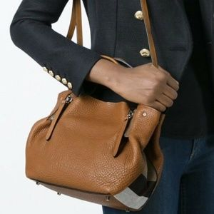 Burberry Maidstone Small Saddle Shoulder Crossbody